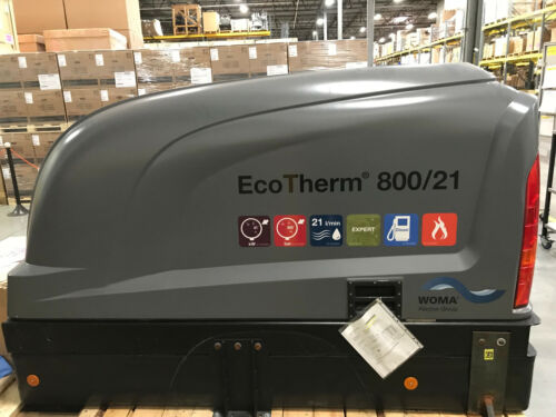 WOMA EcoTherm 800 High Pressure Water Jetter - 11,600 PSI/5.5 GPM Refurbished