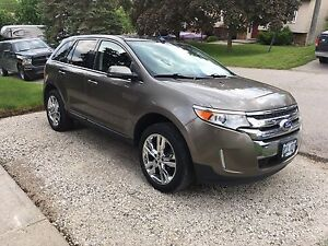 2012 Ford Edge limited AWD 3.5L