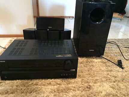 Home theatre system onkyo