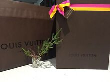 Brand new authentic Louis Vuitton V hobo bag Warwick Southern Downs Preview
