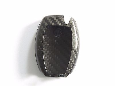 Deluxe Real Carbon Fiber Remote Keyless Key Cover Case for Mercedes Benz TC0007
