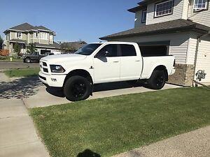 2016 Dodge Ram 2500 Laramie sport 6.7L cummins