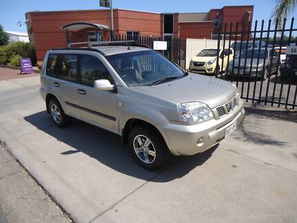 NISSAN X-TRAIL 2005 ST 4X4,AUTO,COLD AIR.CON,P/STEER,AIRBAGS,REGO Beverley Charles Sturt Area Preview