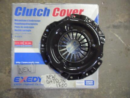 Datsun 120Y DATSUN 1200 CLUTCH PRESSURE PLATE COVER Sunbury Hume Area Preview