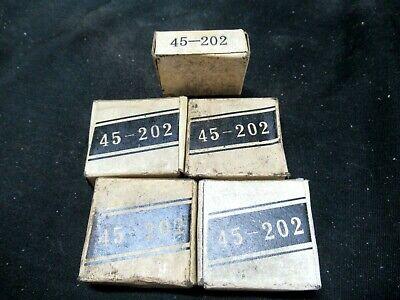 New Lot Of Five 5 45-202 Bearings