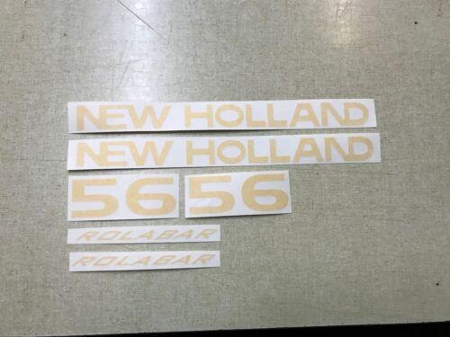 New Holland 56 Rake Decals