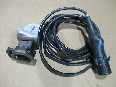 Stryker 1188 Camera Head And Coupler Cut In Exterior Cord Casing - Works Well