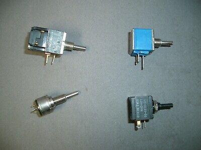 Assorted Tektronix Potentiometers 311-xxxx-00