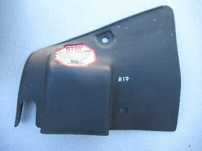 Porsche 911 Engine Compartment Electrical Panel Cover #17