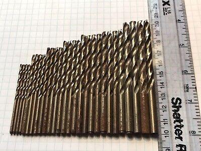 """NEW SURPLUS MOHAWK HSS USA 9//16/"""" SPOTTING DRILL .5625/"""" High Speed Steel"""