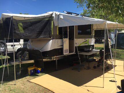 Creative Reduced Jayco 2010 Outback Discovery Caravan Newcastle New South Wales