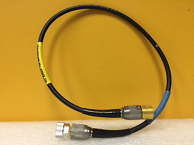 Hp Agilent 85132c Dc To 18 Ghz 7mm Dut To 35mm Nmd Test Port Cable. Tested