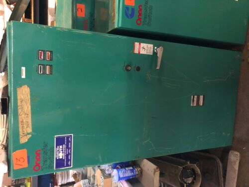 Automatic Transfer Switch by Onan , 3 ph, used, excellent Condition