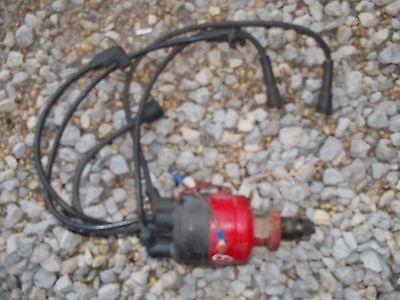 Farmall Cub Or Lo Low Boy Tractor Ih Engine Motor Distributor Drive Plug Wires