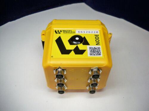 NEW Waites Wireless Vibration Monitoring System Node