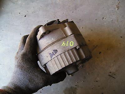 Allis Chalmers Ac D14 Tractor 12v Alternator W Belt Pulley