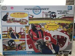 Mario Kart Circuit Ultimate Building Set