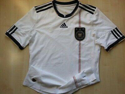 DFB Deutschland Trikot Away schwarz Adidas S WM 2010 Nr.19 Cacau VFB Stuttgart | eBay