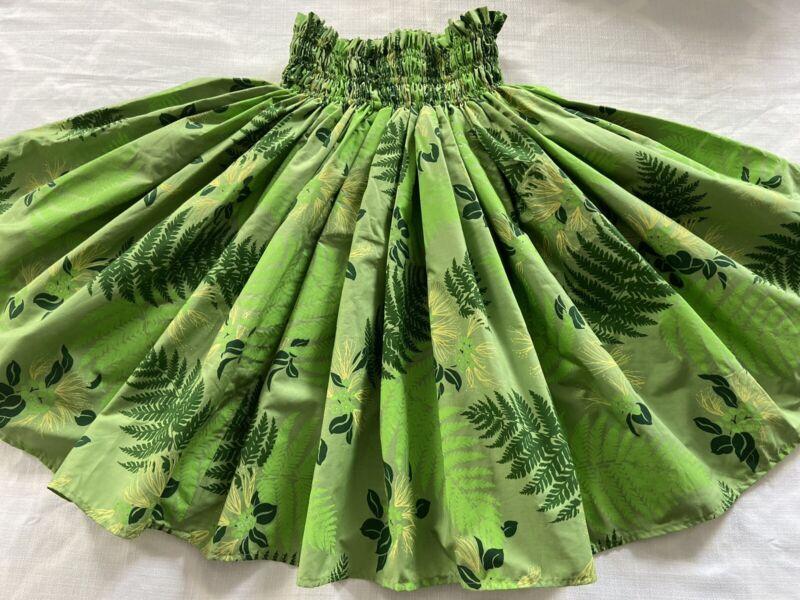 GREEN HAWAIIAN PAU PA