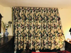Huge blackout curtains