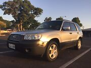 2005 Subaru Forester X MY06 Rostrevor Campbelltown Area Preview