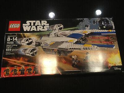 LEGO Star Wars Rebel U-Wing Fighter 75155 NEW Sealed