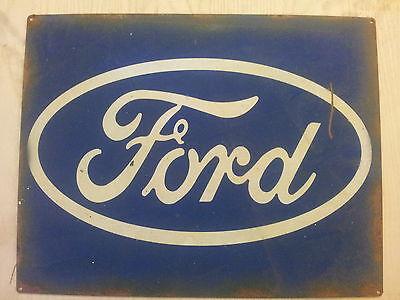 ford,automobilia,vintage style,garage sign