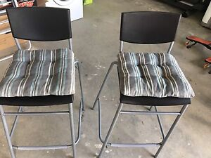 Plastic bar stools-FREE Schofields Blacktown Area Preview