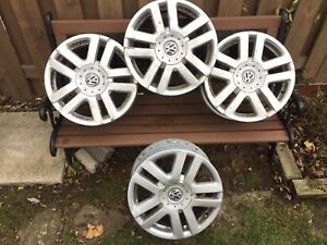 "16"" Rims  with 5x4.5 bolt pattern"