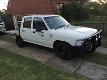 Auto Toyota Hilux Ute Campbelltown Campbelltown Area Preview