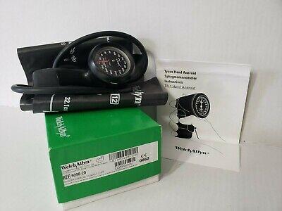 Welch Allyn Tycos Ds58-mc Sphygmomanometer Aneroid Durashock Blood Pressure Cuff