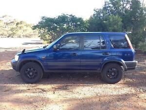 Honda CRV 4X4 Kalgoorlie Kalgoorlie Area Preview