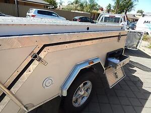 CAMPER  TRAILER   HARD FLOOR NEW 4X4 OUTBACK SAM Mildura Centre Mildura City Preview