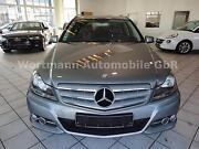 Mercedes-Benz C-Klasse C 220 T CDI BlueEfficiency Avantgarde