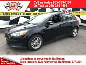 2016 Ford Focus SE, Automatic, Steering Wheel Controls