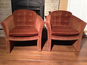 Vogel Tub Chairs