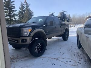 Ford F350 king ranch 2011