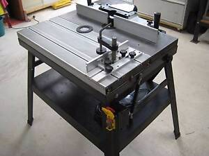 Router table Albert Park Charles Sturt Area Preview