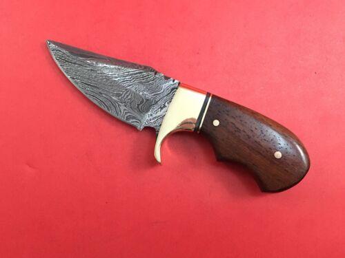 rare handmade damascus steel 5in xander hunting