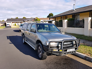 Holden Rodeo 4x4 dual cab 1999 ute Edensor Park Fairfield Area Preview