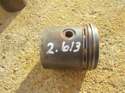 1 Farmall Cub Tractor Ih Engine Motor Piston