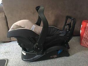 Steelcraft Car Seat Capsule Toongabbie Parramatta Area Preview
