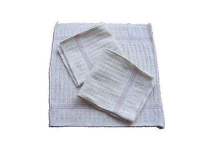 30 feste Waffel-Spültücher,hygienisch,Spültuch,Putztuch,35x35 cm,100% Baumwolle