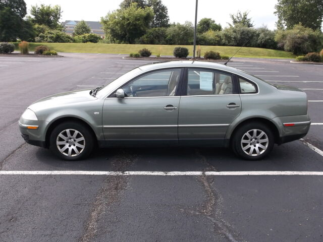 2002 Volkswagen Passat / CC  For Sale