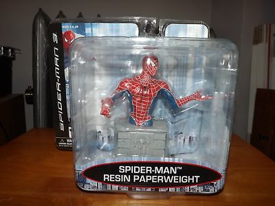 MOVIE - SPIDER-MAN 3, SPIDER-MAN BUST PAPERWEIGHT, NEW IN PACKAGE, 2007 ()