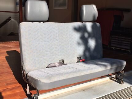 Toyota Troopcarrier Rear Seat
