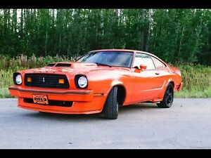 1978 Mustang II King Cobra