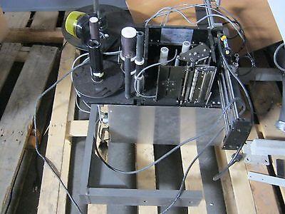 Label-aire Model 2138 Printer-applicator