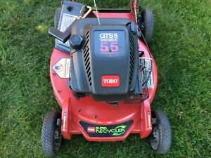 Toro Recycler Lawnmower