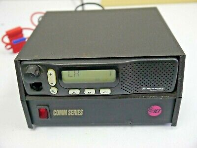 Motorola Radius M1225 Uhf 40w 4 Channel Mobile Ict Comm Series Power Supply